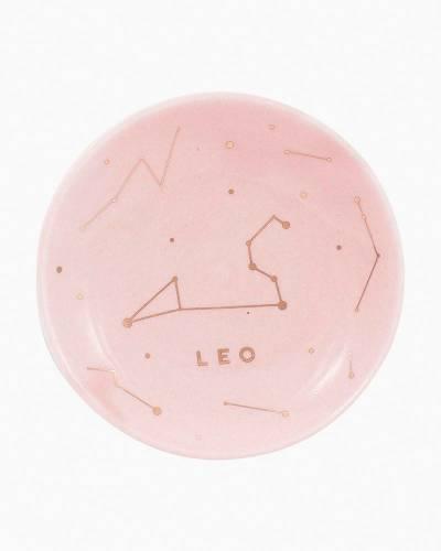 Leo Zodiac Trinket Dish