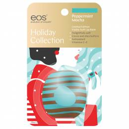Eos Limited Edition Peppermint Mocha Lip Balm