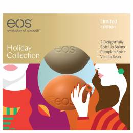 Eos Limited Edition Pumpkin Spice and Vanilla Bean Lip Balm
