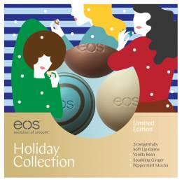 Eos Limited Edition Holiday Tio Lip Balm Collection