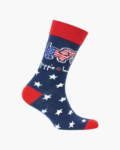 USA Pup Socks