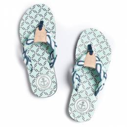 Cape Cod Shoe Supply Co. Knotty Life Mainsail Women's Flip Flops