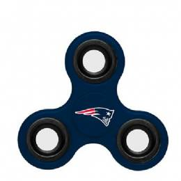 The Paper Store New England Patriots Fidget Spinner