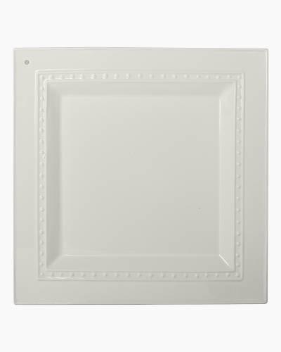 Pearl Rim Square Platter