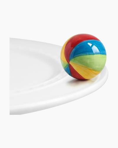 mini Beach Ball Platter Ornament