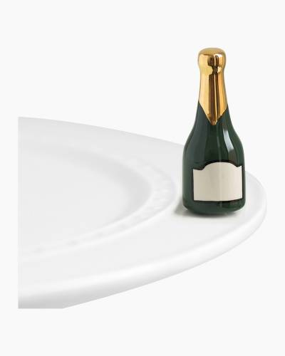 mini Champagne Platter Ornament