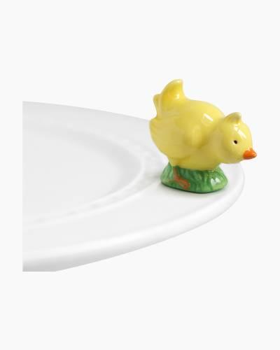 mini Chick Platter Ornament