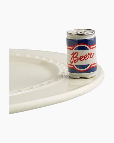 mini Beer Me Platter Ornament