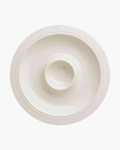 Chip and Dip Melamine Serving Platter