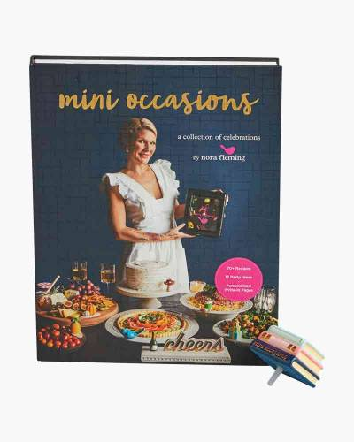 Mini Occasions Book with Exclusive Platter Ornament