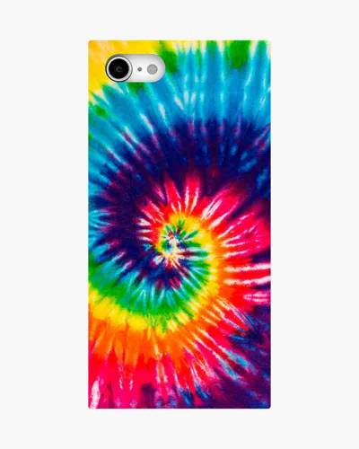 Tie-Dye Print Case for iPhone X/XS