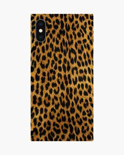 Leopard Print Case for iPhone X/XS