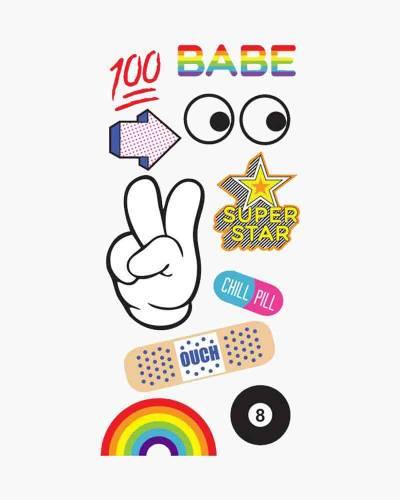 Peace StickerTags