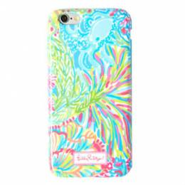 Lilly Pulitzer iPhone 6 Case in Lovers Coral