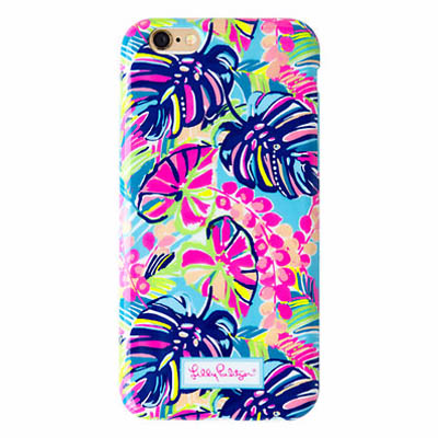 Lilly Pulitzer Exotic Garden iPhone 6/6S Cover