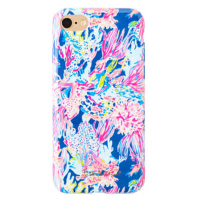 Lilly Pulitzer Sunken Treaure iPhone 7 Cover