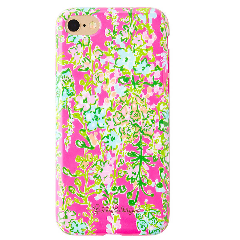 Lilly Pulitzer Flamingo Pink Southern Charm iPhone 7 Classic Cover