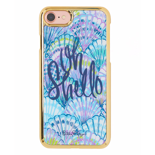Lilly Pulitzer iPhone 7 Cover in Oh Shello