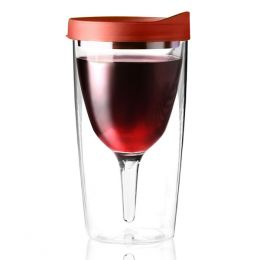 AdNArt Vino 2 Go Red Wine Tumbler (NOT OO)
