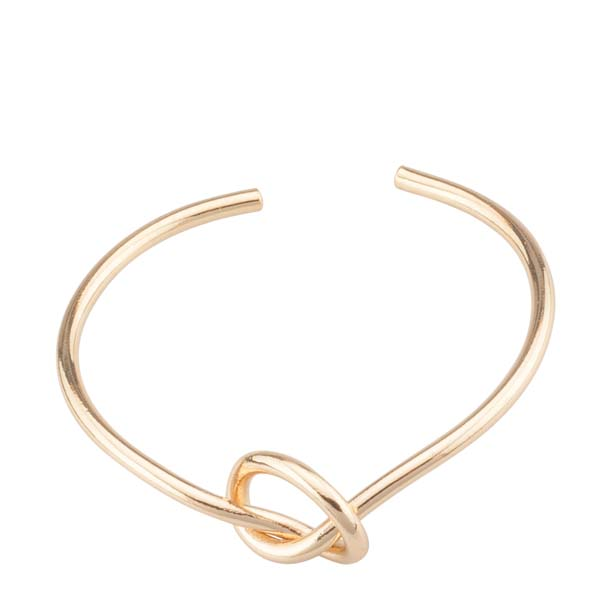 Mia and Tess Single Knot Bangle