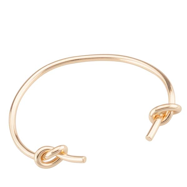 The Paper Store Double Knot Bangle