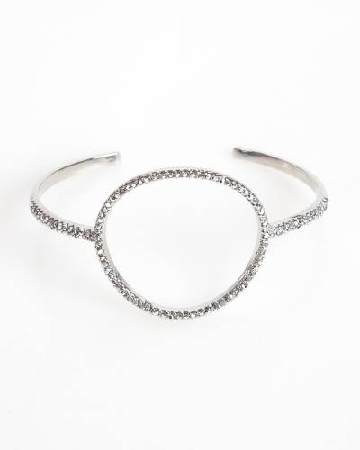 Exclusive Pave Circle Bangle