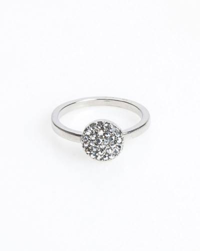 Exclusive Pave Circle Ring