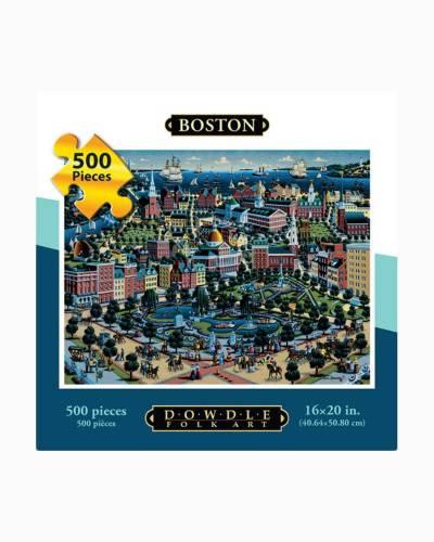 Boston Puzzle (500 pc)