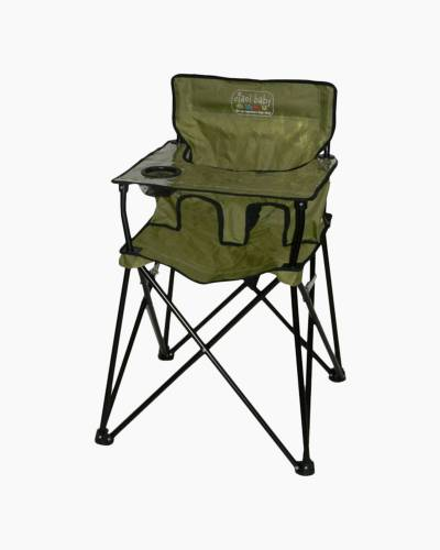 ciao! baby Portable High Chair in Sage