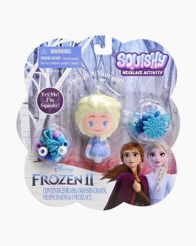 Frozen 2 Elsa Squishy Necklace Activity Kit