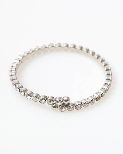 Exclusive Crystal Wrap Bracelet