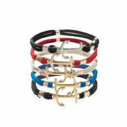 The Paper Store Stretch Elastic Anchor Bracelet