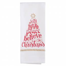 The Paper Store Holiday Towel Set