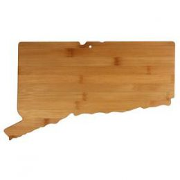 Totally Bamboo Connecticut Bamboo Cutting Board
