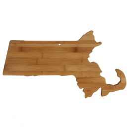 Totally Bamboo Massachusetts Bamboo Cutting Board