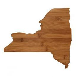 Totally Bamboo New York Bamboo Cutting Board