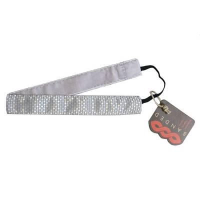 Silver Diamond Headband