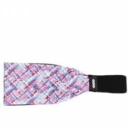 Banded Crosshatch Accelerate Headband