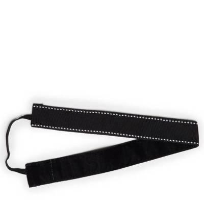 Black Stitch Headband