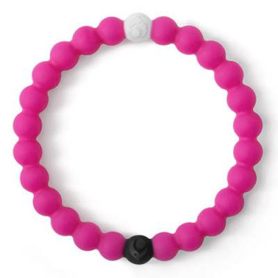 Pink Lokai for Breast Cancer Research