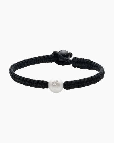Lokai 2.0 Single Wrap Bracelet in Black