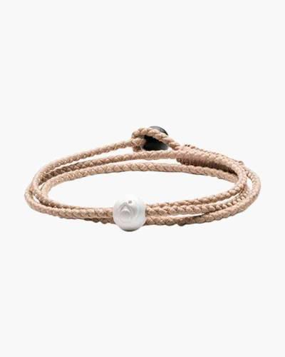Lokai 2.0 Triple Wrap Bracelet in Sand