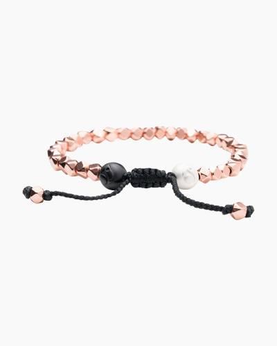 Lokai 2.0 Multi Bead Bracelet in Rose Gold