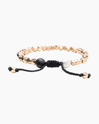 Lokai 2.0 Multi Bead Bracelet in Gold