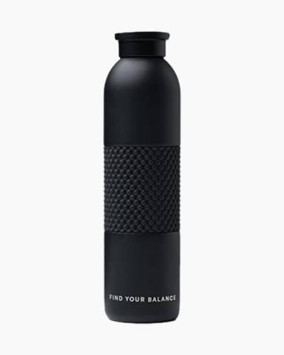 Lokai Metal Water Bottle in Black