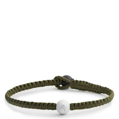 Lokai 2.0 Single Wrap Bracelet in Olive
