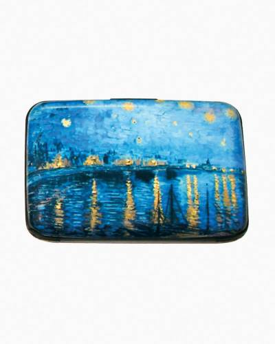 Lake Reflections Armored Wallet