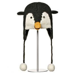 Knitwits Peppy the Penguin Knit Toddler Hat