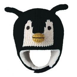 Knitwits Peppy the Penguin Knit Infant Hat