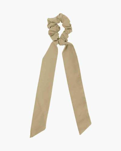 Scrunchie Scarf in Taupe